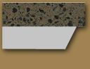 Granite Edge 3/4 square